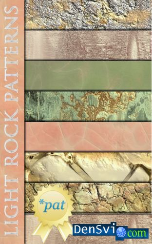 Light Rock Patterns