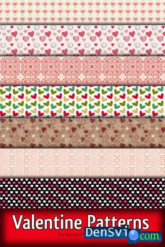 Valentine Patterns new