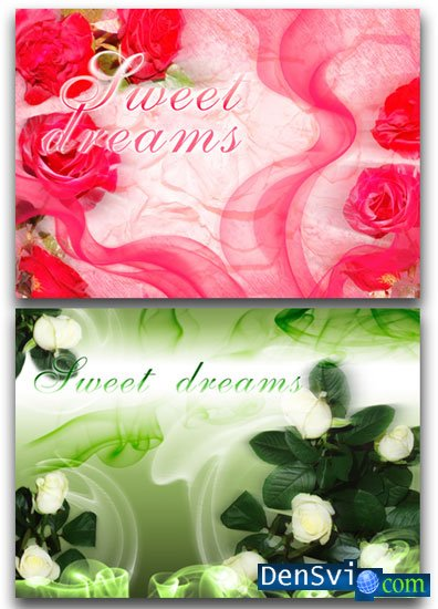 PSD Templates - Sweet Dreams