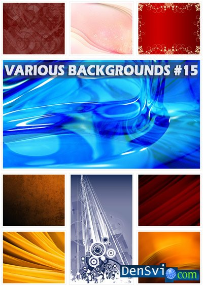Various backgrounds  -  15