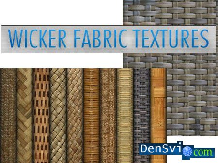 Wicker Fabric Textures