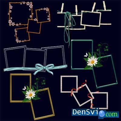 Templates for Photoframes