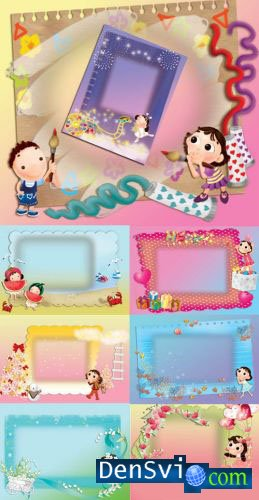 Kid's Photoframes