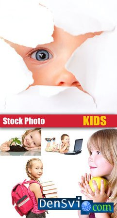 Stock Photo - Kids