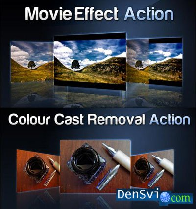 Movie Effect & Colour Cast Remover