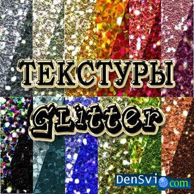Glitters Textutres