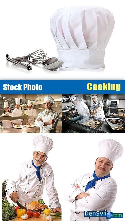Clipart from Stock Photo - Cooking