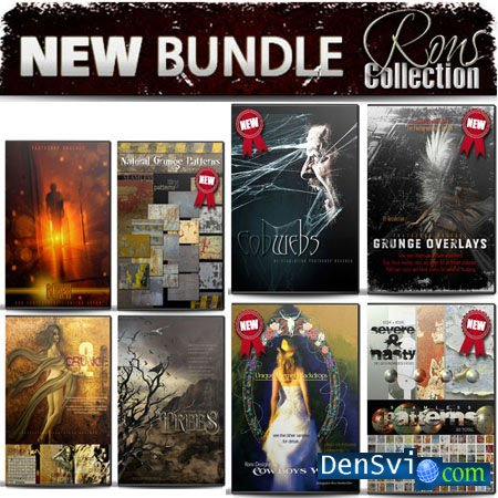 NEW RONS BUNDLE COLLECTION - EXCLUSIVE !