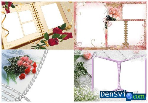 HQ Wedding frames