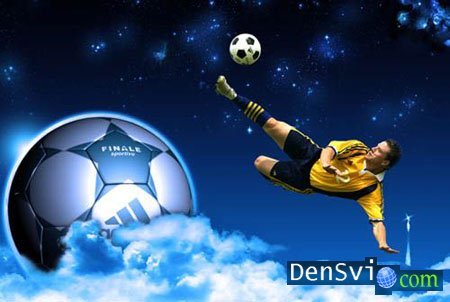 PSD templates - Football
