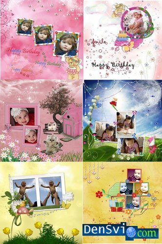 Photoframes for Children - 2