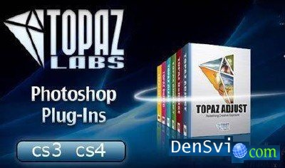Topaz Photoshop Bundle - плагины для Photoshop