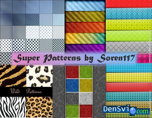Текстуры для Photoshop - Patterns