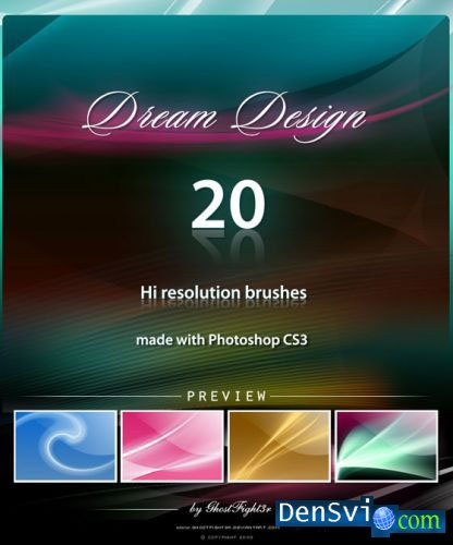 Кисти для Photoshop - Dream Design