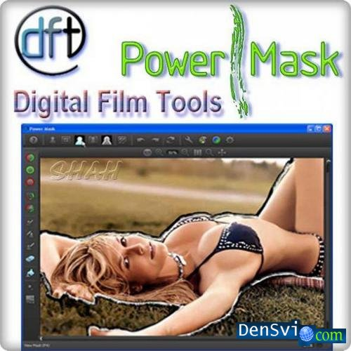 Digital Film Tools Power Mask плагин для Photoshop