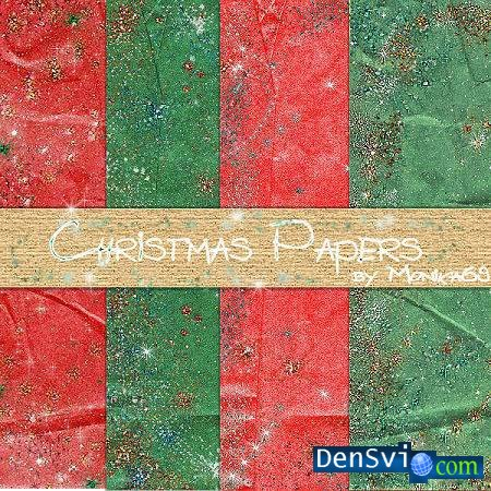 ���������� ���� �� ���� - Christmas Papers