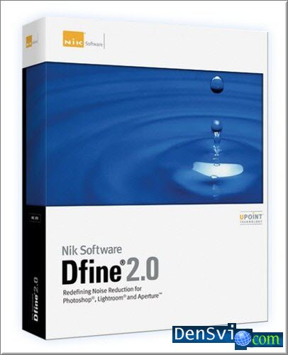 Nik Software Dfine v2.106 фильтр для Adobe Photoshop