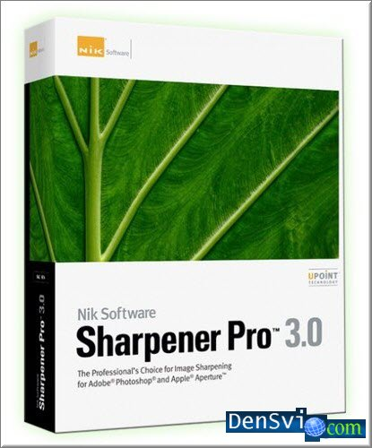 Nik Software Sharpener Pro™ 3.004 плагин для Adobe Photosрhop