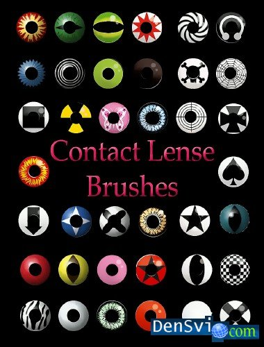 Contact Lense Brushes - Контактные линзы