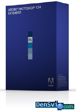 Adobe Photoshop CS4 Extended RU 11.0.1 32-bit