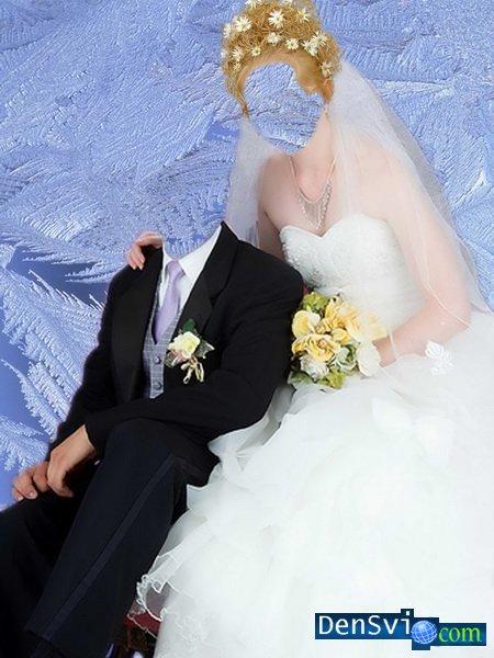 Свадебное  шаблоны для фотошопа