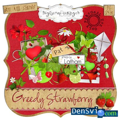 �����-����� ��� �������� - Greedy Strawberry (���������)