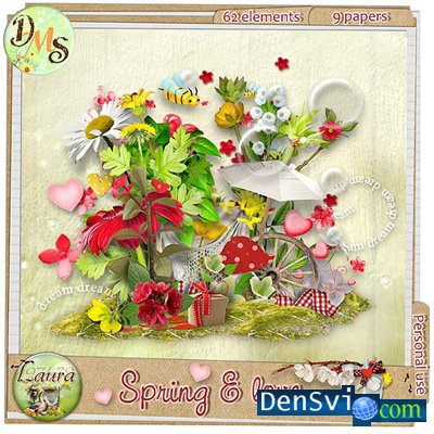 �����-����� ��� �������� - ����� � ������ - Spring and Love
