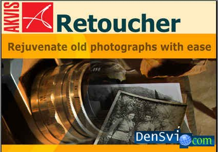 AKVIS Retoucher 3.0 ML RUS for Photoshop