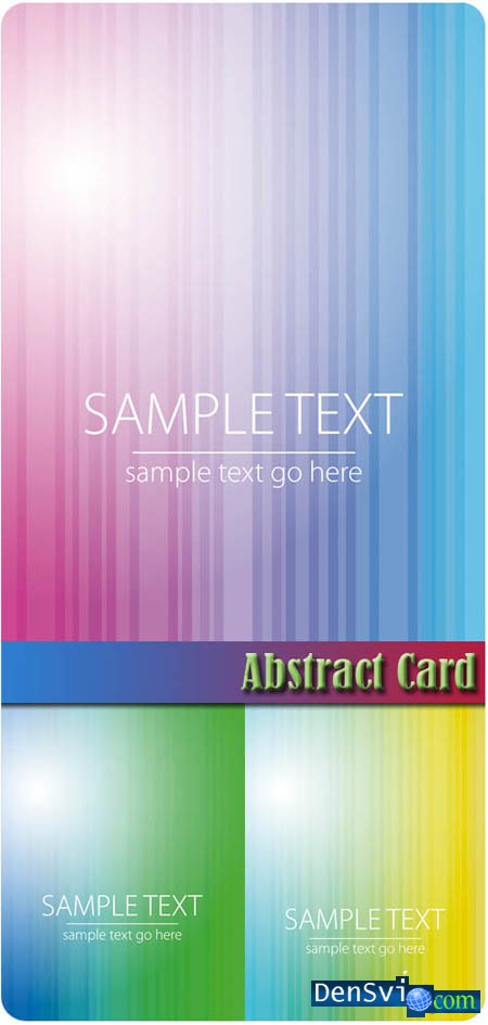 ��������� ������� - Abstract Card