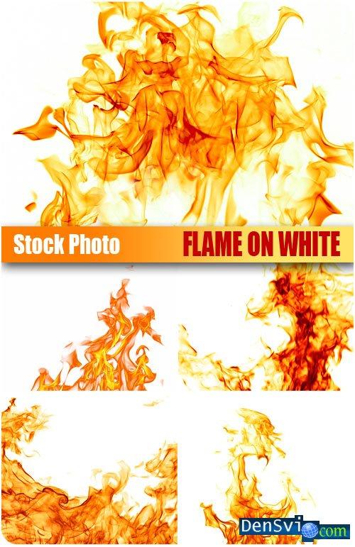 Фотошоп  на белом фоне