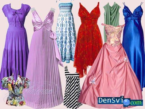 И не вечерние современные платья