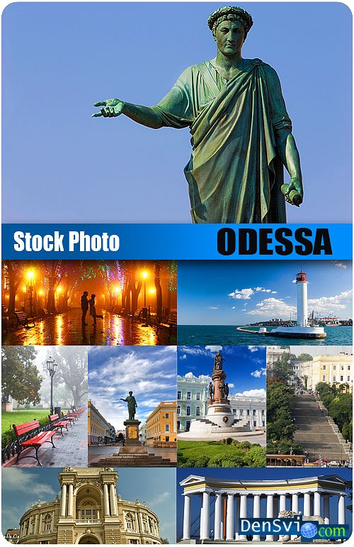 Фото с достопримечательностями Одессы » Всё для Фотошопа ...