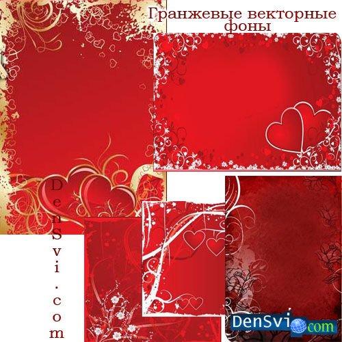Романтические фоны валентин