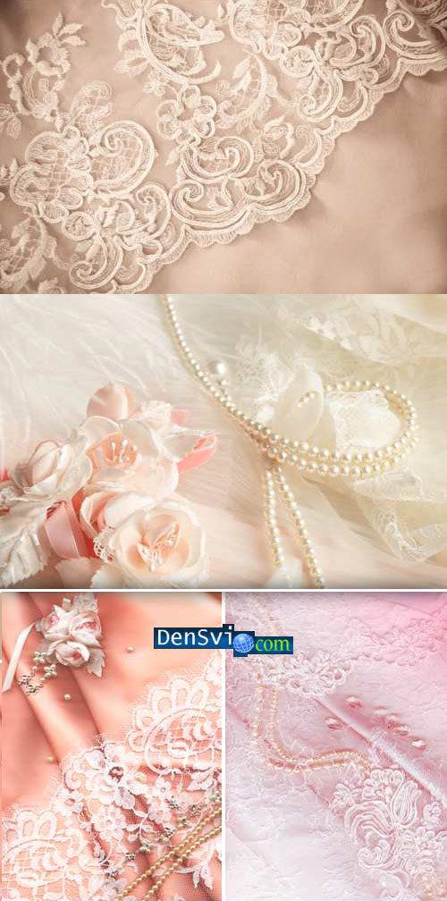 Свадебные фоны нежные кружева
