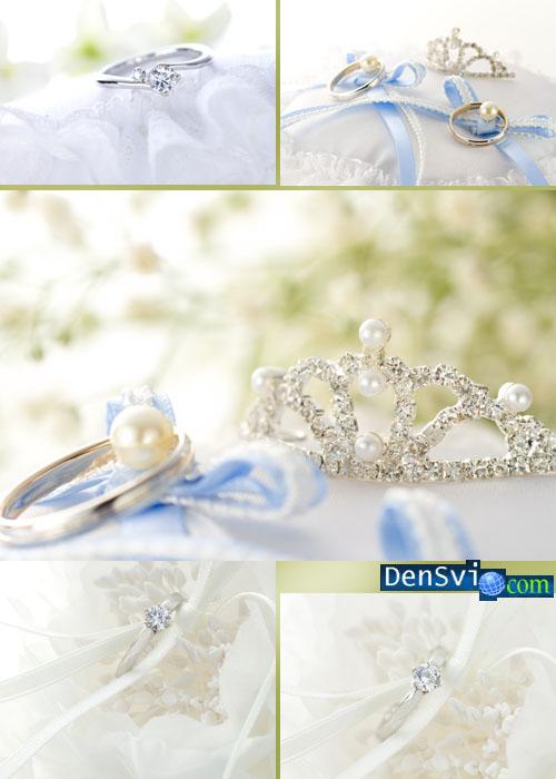 Нежнейшие свадебные фоны для фотошопа