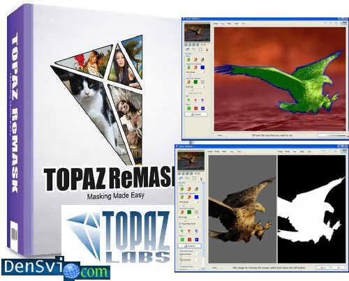 Плагин Photoshop - Topaz ReMask 3.2.0