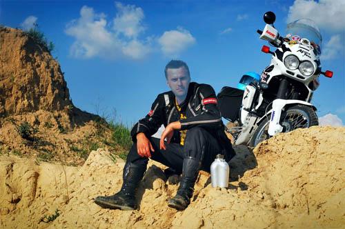 Шаблоны фотошоп мужские мотоциклист