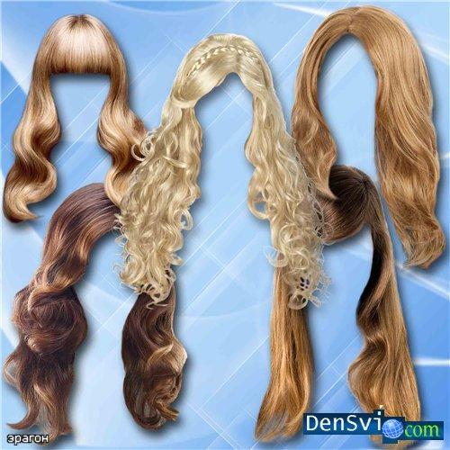 Прически женские длинные волосы
