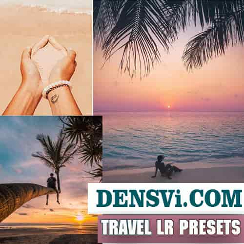 Travel lightroom presets free download